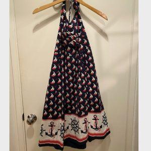 Anthropologie Sailor Dress Size 4